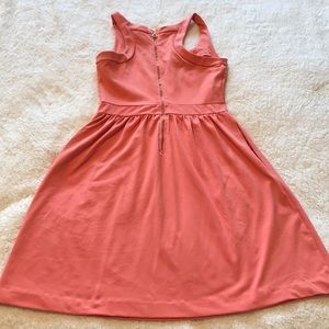 Cynthia Rowley Dresses - Cynthia Rowley   Racerback Coral Dress - Size S